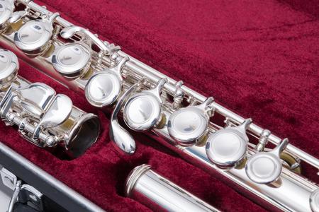 silver flute: Silver flute