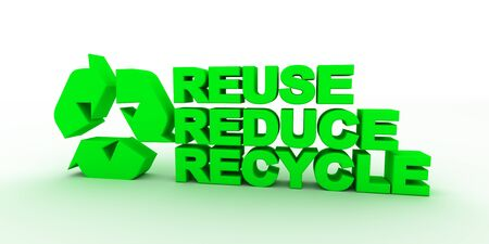 reduce: Three words together recycle, reduce , reduce.