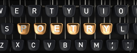 typebar: Typewriter with Poetry buttons