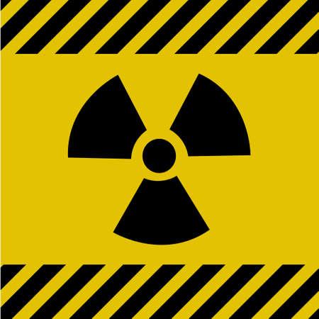 Radioactive signe