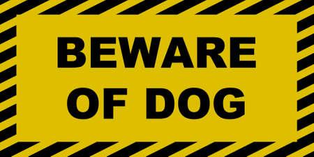 beware: Beware of dog