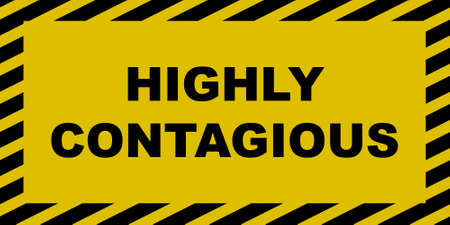 Highly Contagious Stock Vector - 78025654