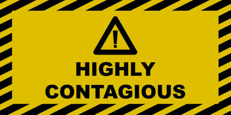 Highly Contagious Stock Vector - 78025657