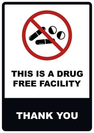 This is a drug free facility