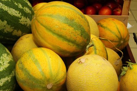 Melone Lizenzfreie Bilder