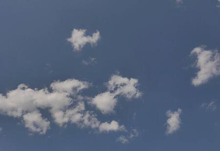 clouds blue sky landscape background Zdjęcie Seryjne