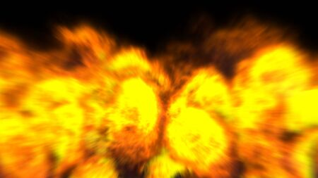 explosion fire abstract background texture