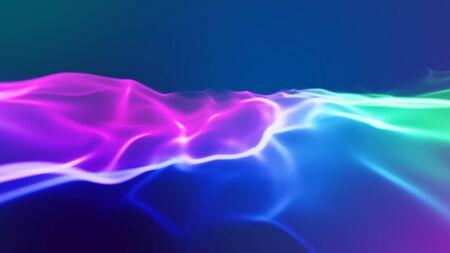 nebula like velvet abstract color 写真素材
