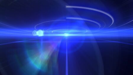 dance ray light floor future, abstract 3d illustrator render Фото со стока