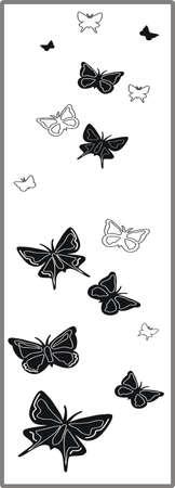 matting: Dibujo para espejos de chorro de arena