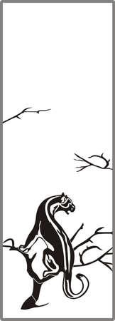 matting: Dibujo para espejos arenado 1-11