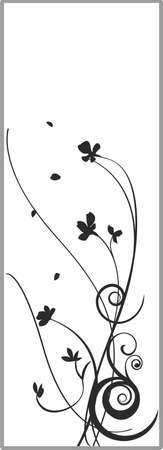 matting: Dibujo para espejos arenado 1-53