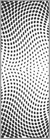 matting: Dibujo para espejos arenado 1-55