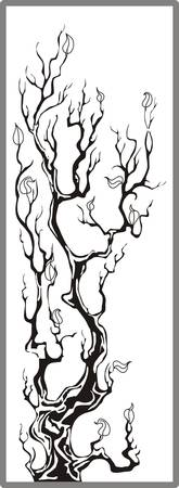 matting: Abstraction Trees