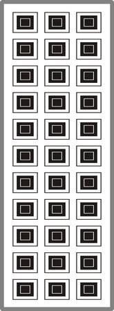 ornament geometric Stock Vector - 76759366