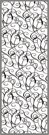 floral ornament Stock Vector - 78024563
