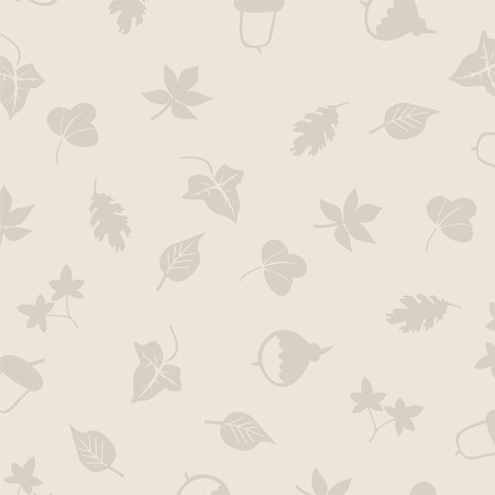 Background from wood plants. An illustration Stock Vector - 9859842