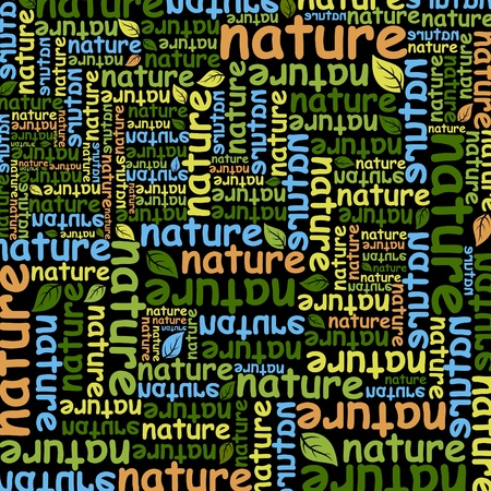 sod: Background made of words the nature