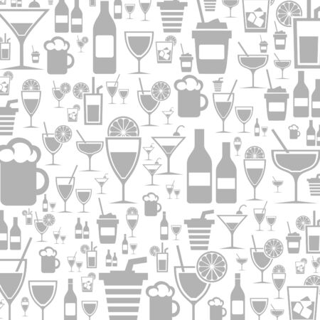 Background made of alcohol. A vector illustration Stock Vector - 18663474