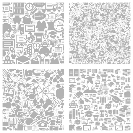 technics: Background from technics and a science. A vector illustration