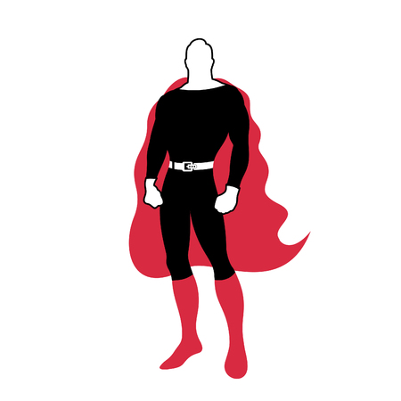 valiant: Character the super hero. A vector illustration