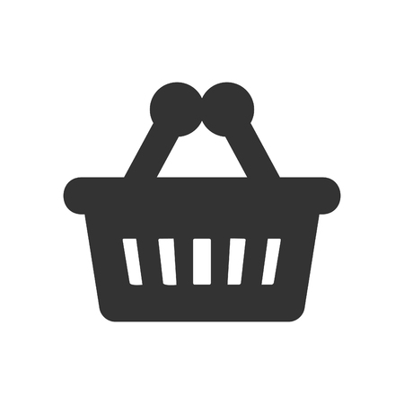 Cart icon. Vector illustration of icon