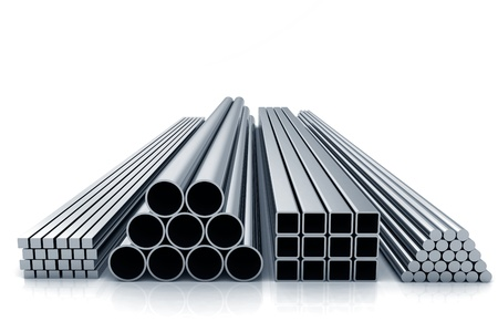 metal pipe: Rolled Material