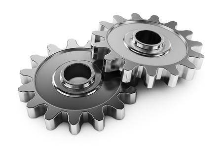 Group gears with teeth  Parts of the mechanism transmission