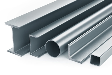 acier: Produits métalliques laminés