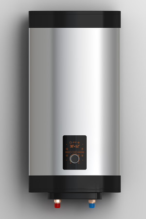 Electrical heating boiler with smart control photo