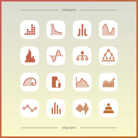 golden section: Simple science icons set. Universal science icons to use for web and mobile UI