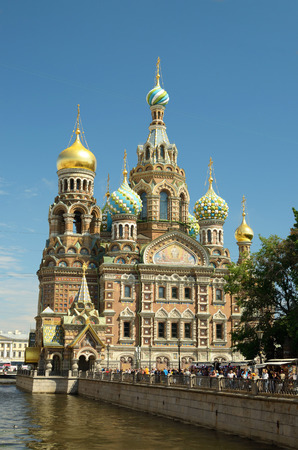 mortally: Russia.Saint-Petersburg.The Famous Temple.This place as a result of attempt was mortally wounded Emperor Alexander II.