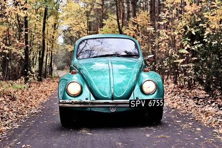 Volkswagen Beetle model 1300 Editorial