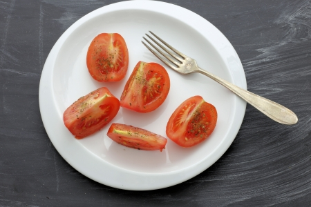how to lose weight - tomato