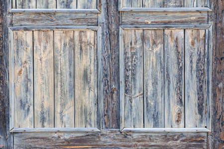 Background structure Old door of barn with metal pieces. old wooden door close stock pictures, royalty-free photos & images Stok Fotoğraf