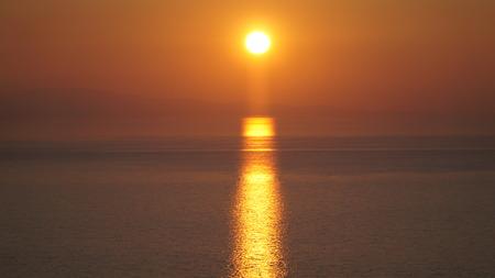 Sonnenuntergang  Lizenzfreie Bilder