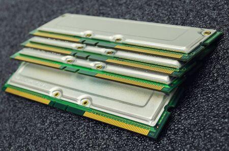 operative: memory modules