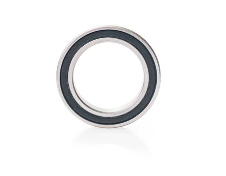 bearing closeup view isolated on white