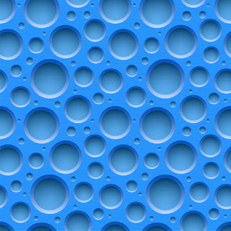ventilation: Blue seamless dotted plastic background