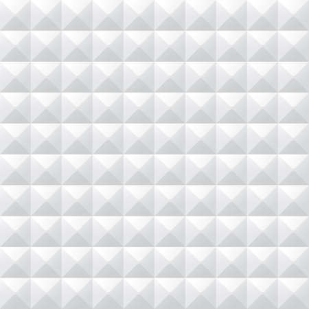 grid paper: Seamless light paper triangle pattern