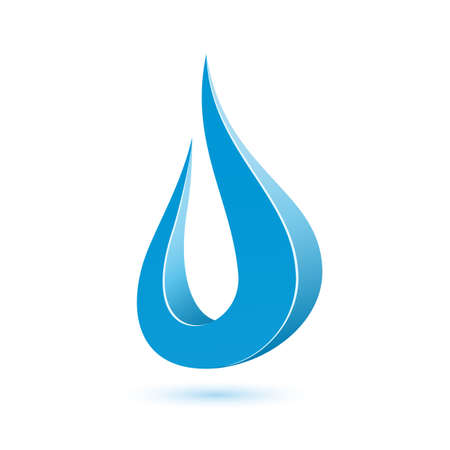 Abstract water drop  Perfect for your projects and business presentations