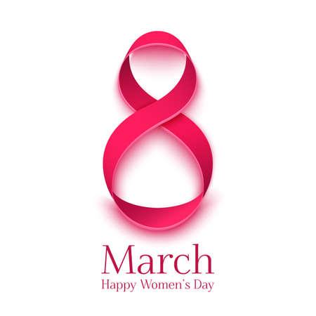 wallpaper International Women s Day: 08 Tháng 3 thiệp chúc mừng. Bối cảnh mẫu cho ngày Womens International. vector hình minh họa