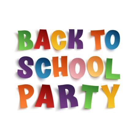 School Party Clipart