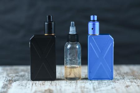mod: Electronic cigarette mod. ENDS.
