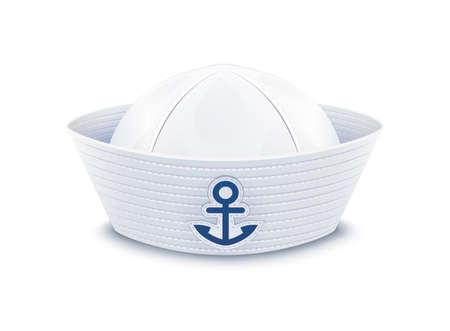 Casquette de marin. Banque d'images - 22574052