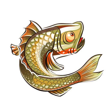 fish clipart: Fish.
