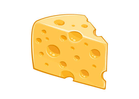 cheese: Piece of cheese
