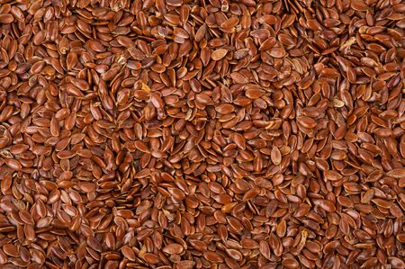flaxseed: Background out of flaxseed