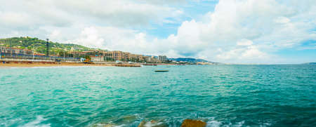Cannes, French Riviera, panorama