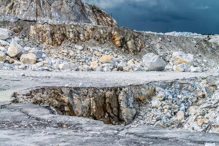 mineria: Industria minera Foto de archivo